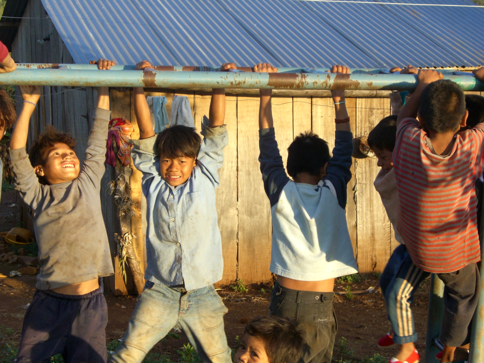 Photo Essay: TOMS Shoes One Millionth Pair Drop in Misiones, Argentina, ...